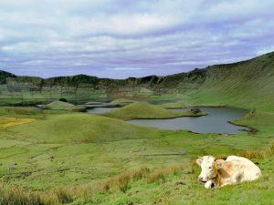 Read more about the article Ilha do Corvo – O que visitar na Ilha mais pequena dos Açores
