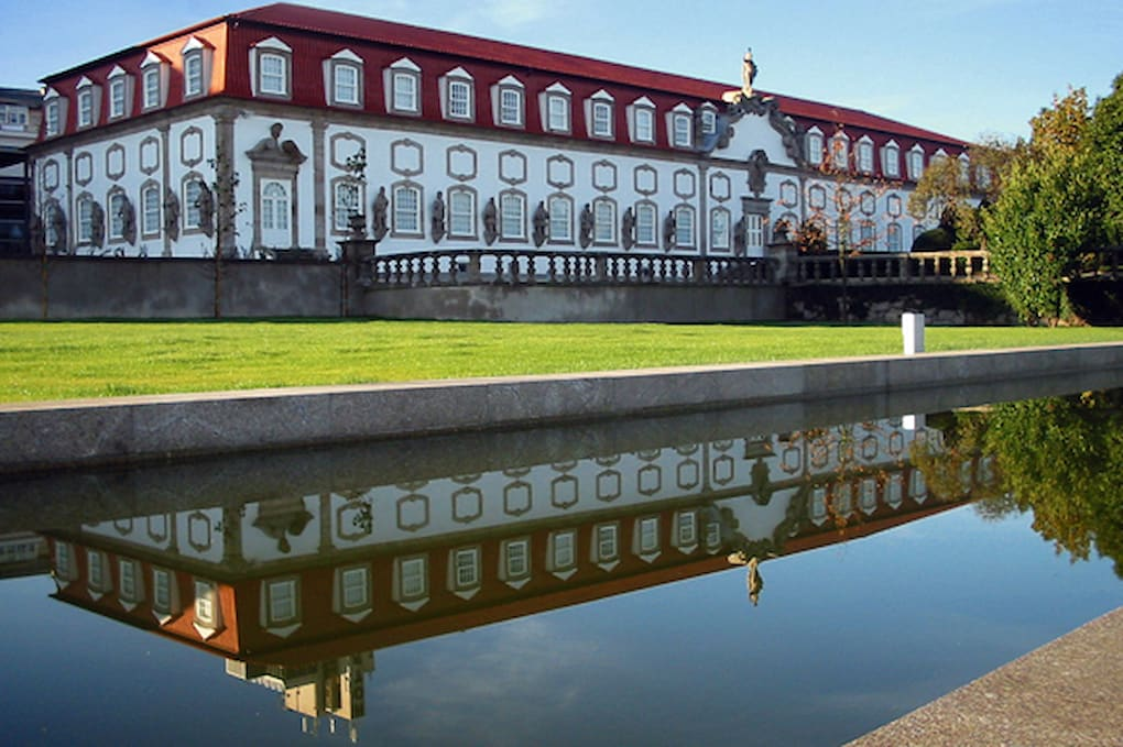 palacio de vila flor - Guimaraes