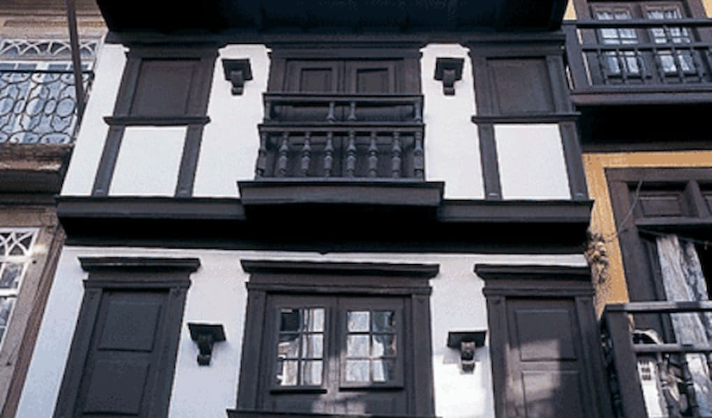 casa da rua nova - guimaraes