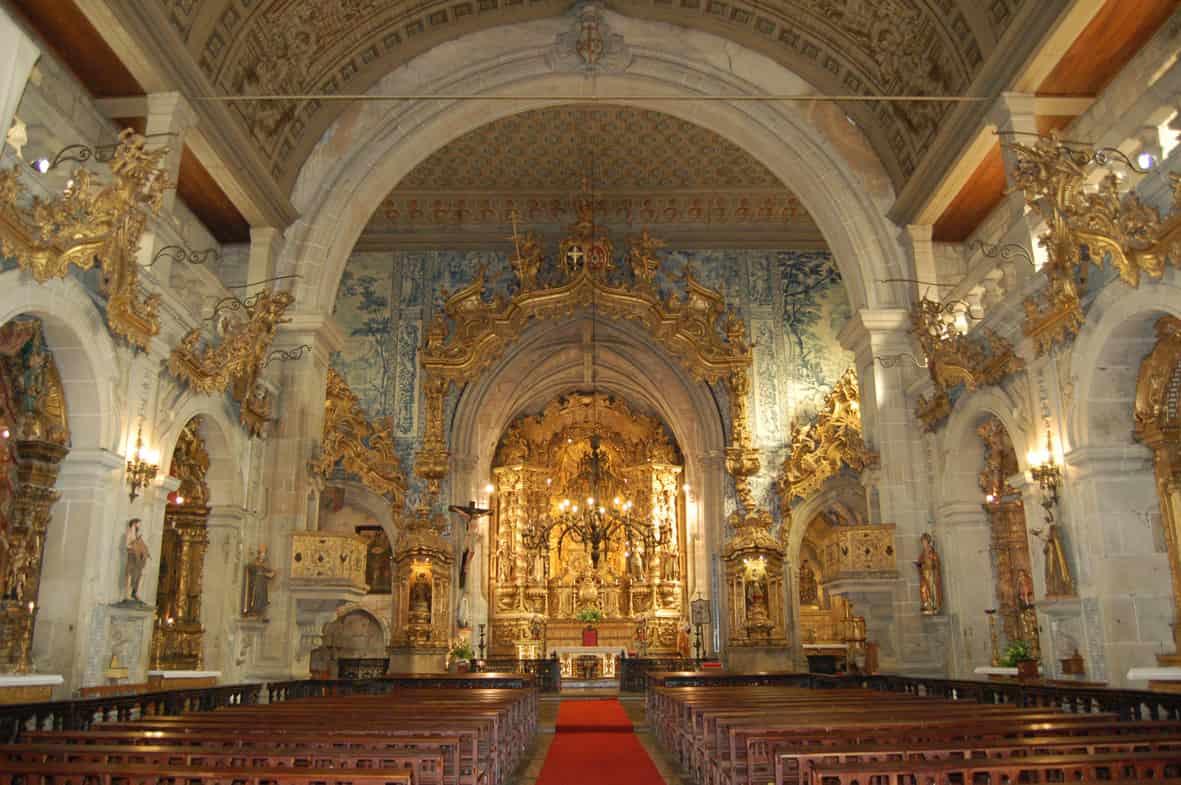 igreja de S Francisco - guimaraes